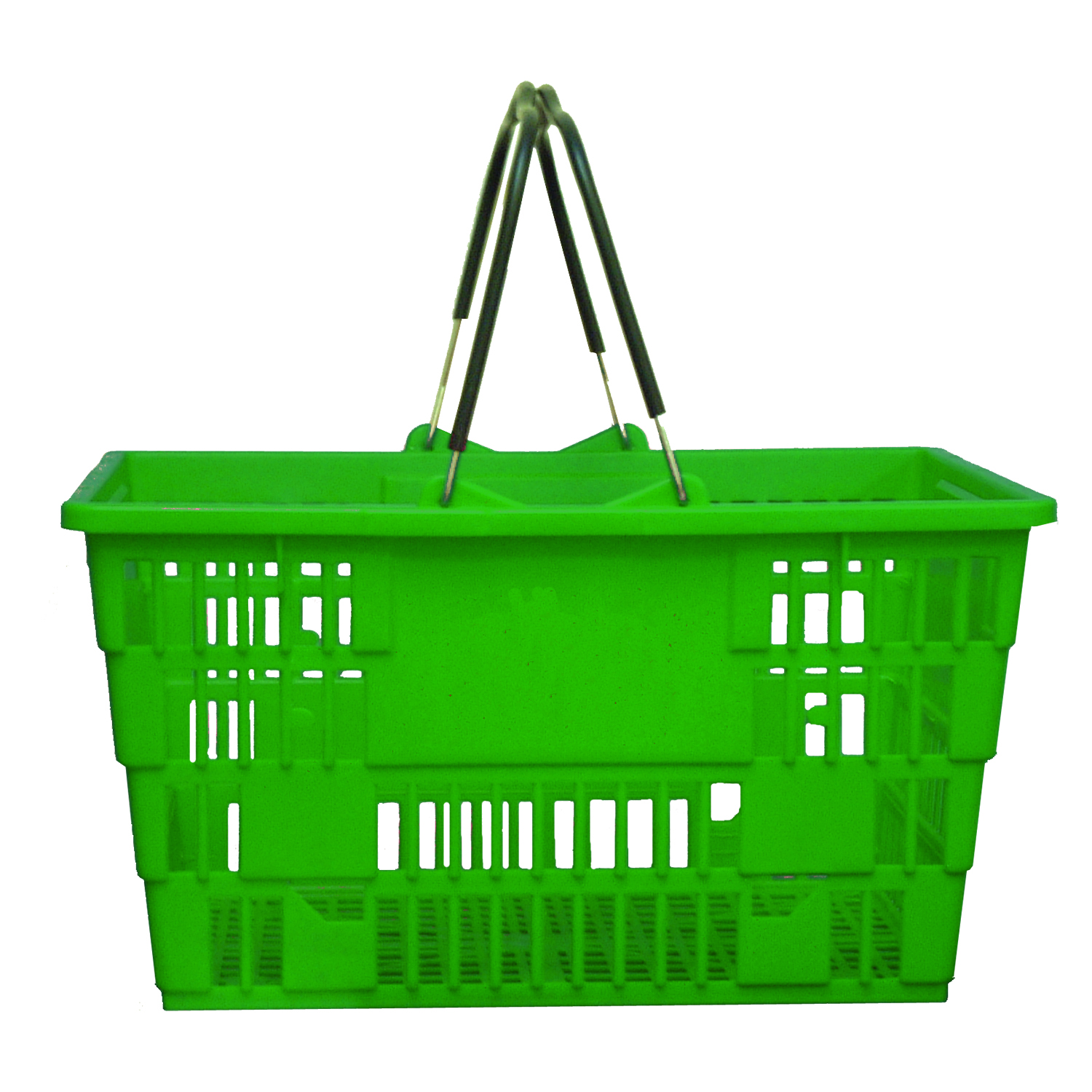Jumbo Baskets, Green (set of 16)