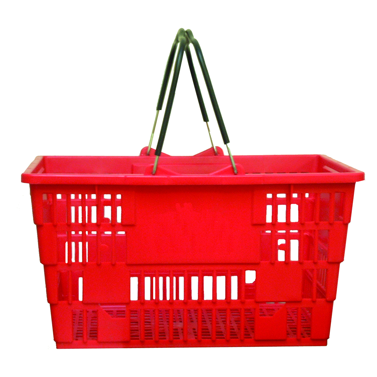 Jumbo Baskets, Red (set of 16)