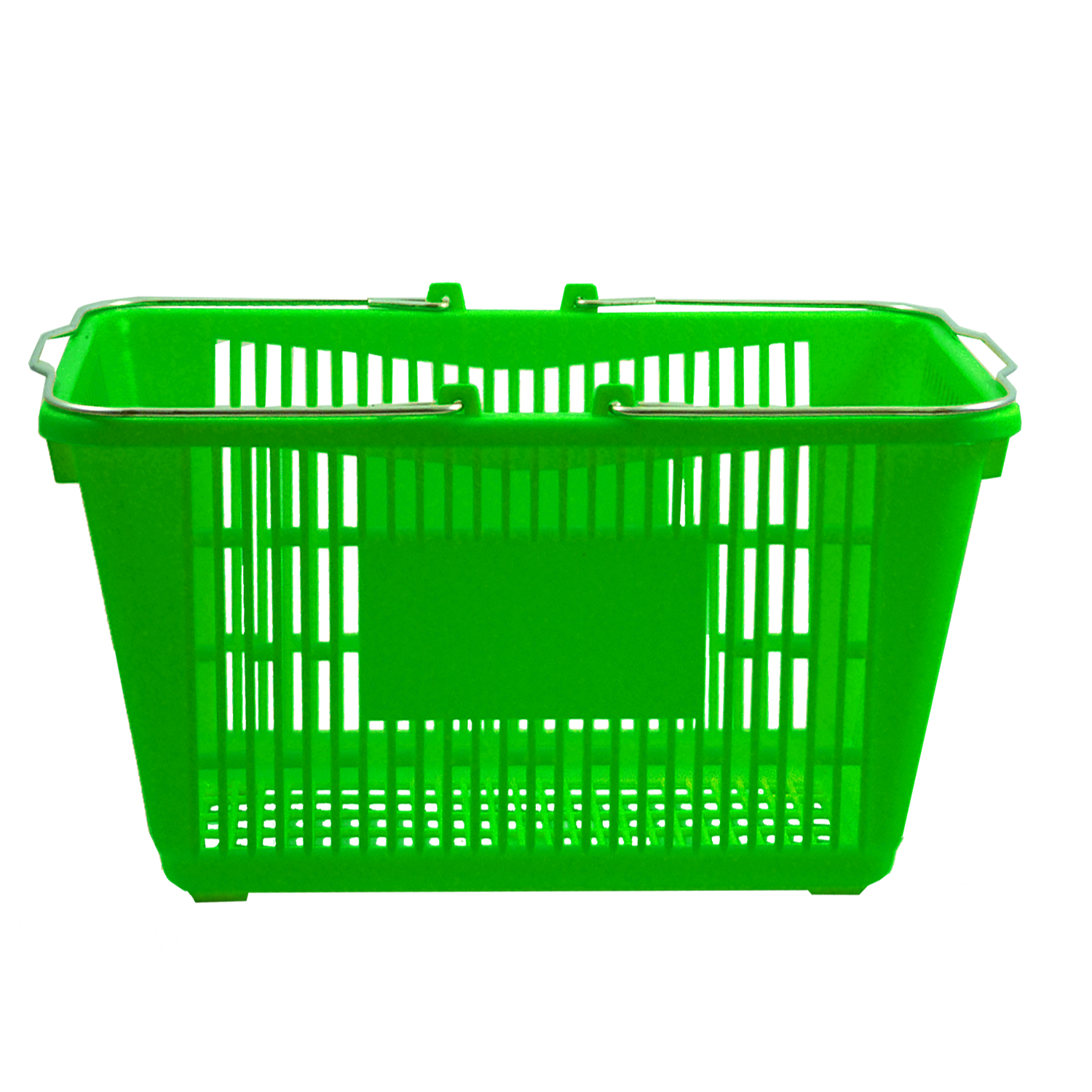 Regular Baskets, Green (set of 16)