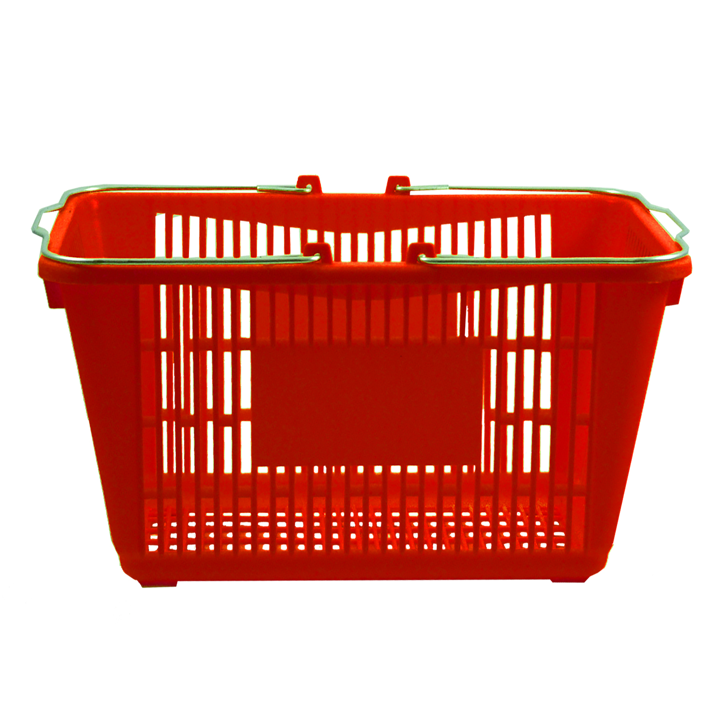 Regular Baskets, Red (set of 16)