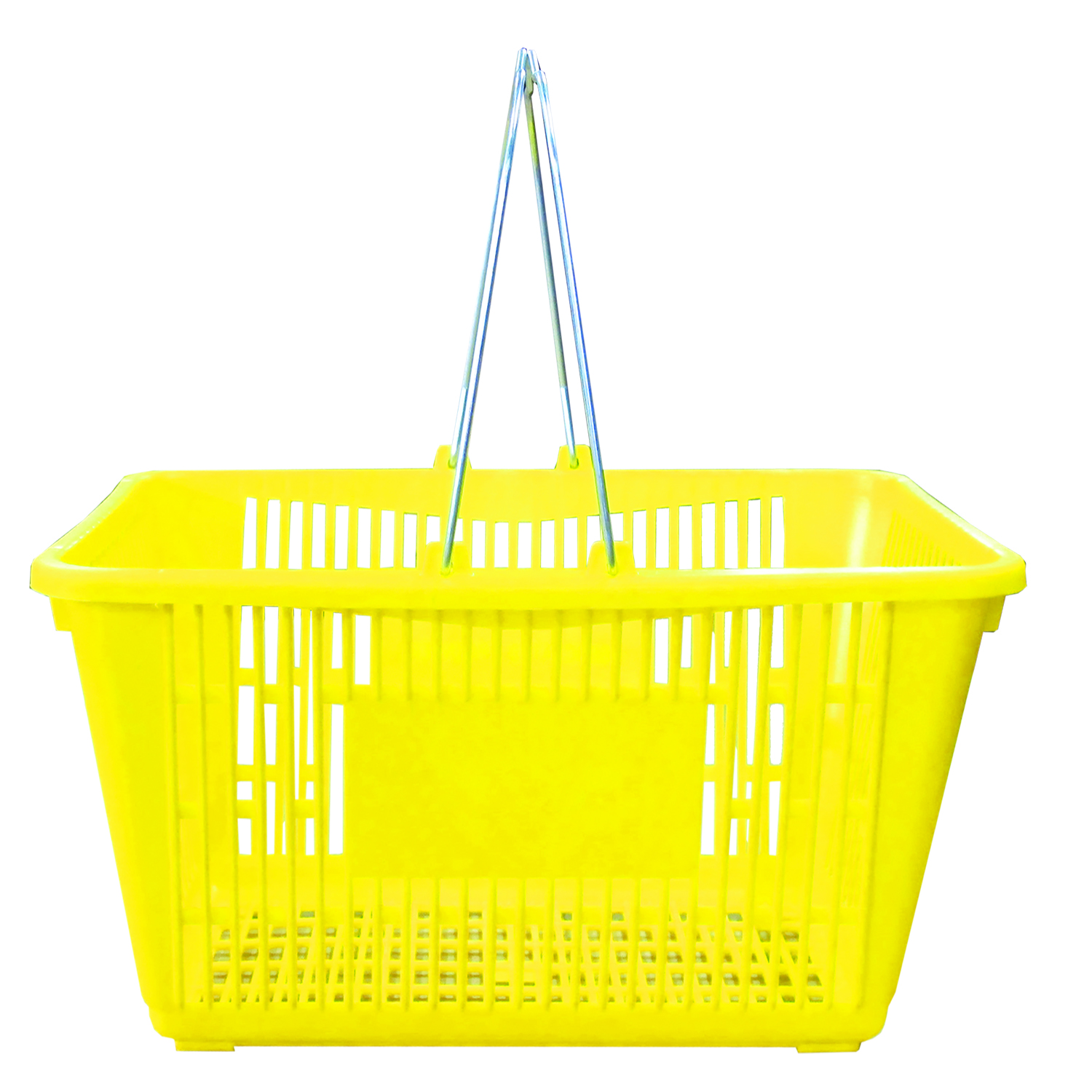 Regular Baskets, Yellow (set of 16)