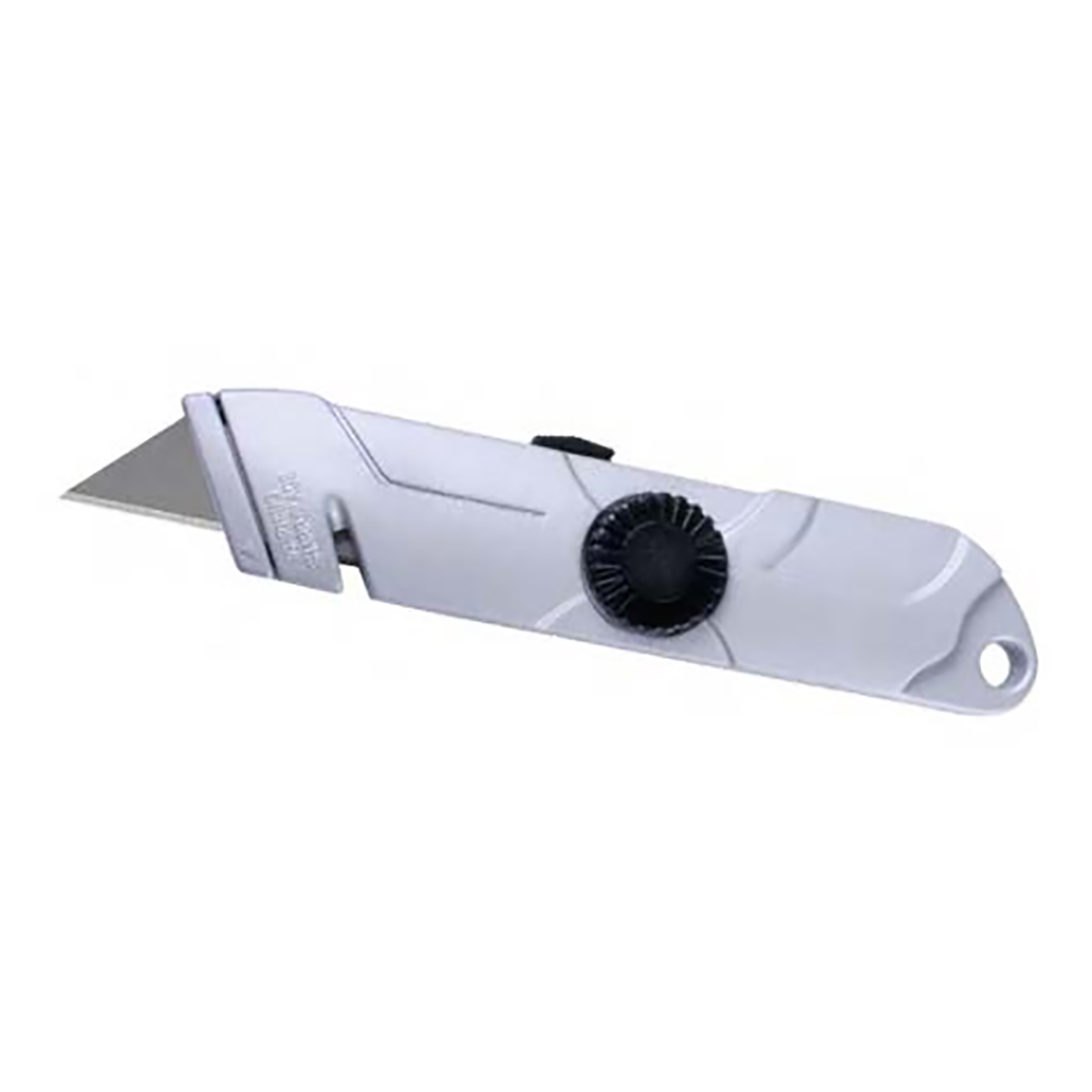Self Retracting Utility Knife - silver