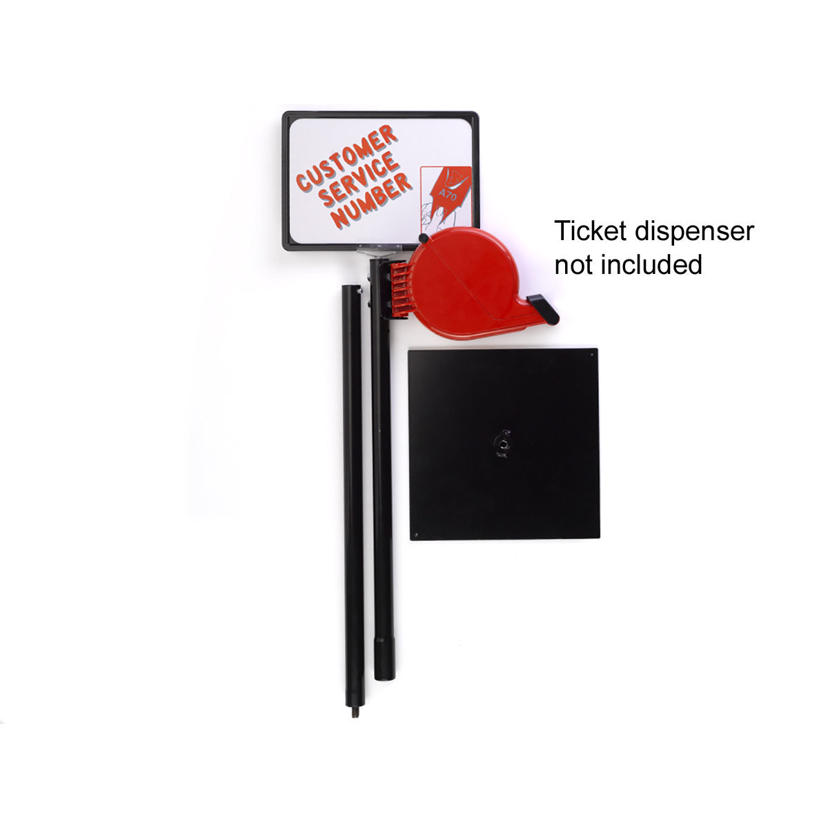 My Turn Display Stand - TAGS-10001